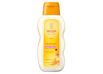 Welled Calendula Body Lotion Mother & Baby