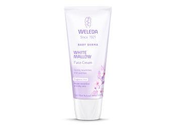Weleda White Mallow Baby Face Cream