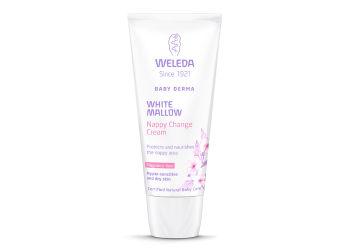 Weleda Nappy Change Cream  White Mallow Baby Derma