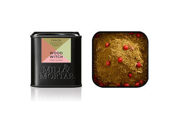 Mill & Mortar Wood Witch Krydderblanding Ø