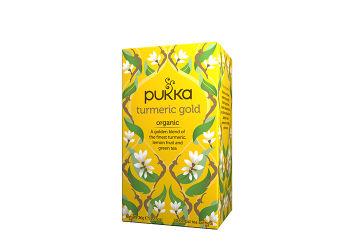 Pukka Turmeric Gold Te