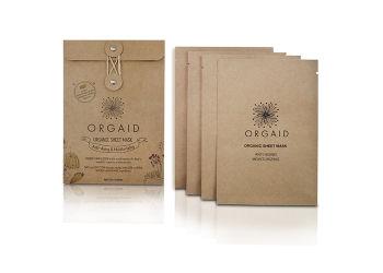 Orgaid Organic Sheet Mask Anti-aging Moisturizing