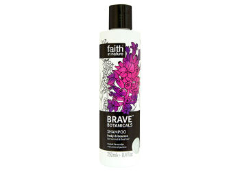 Faith in Nature Brave Botanicals Lavendel & Jasmin Shampoo