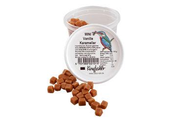 Kingfisher Vanilje karameller mini