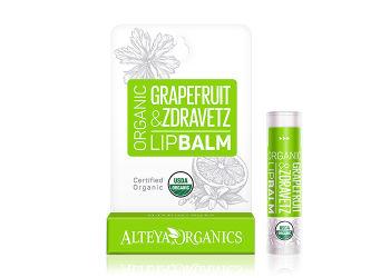 Alteya Organics Lipbalm Grapefruit Zdravetz