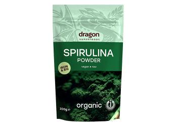 Dragon Superfoods Spirulina pulver Ø