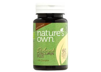 Nature's Own Curcumin Plus Urte Complex