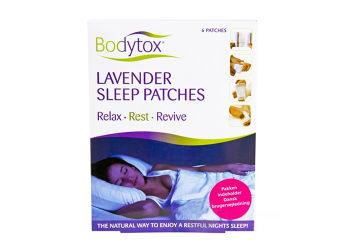 Bodytox Lavender Sleep Patches 6 Stk.