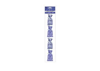Provence Lavendelposer med tørret lavendel sæt med 4x18 g.