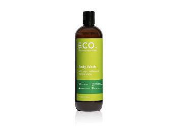 ECO Eco Body Wash Med Salvie,  Cedertræ & Ylang Ylang. Sulfatfri & Uden Palmeolie