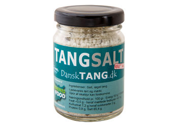 Dansk Tang Tang salt m. røget tang
