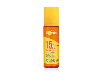 Derma  Sololje Spray Spf 15