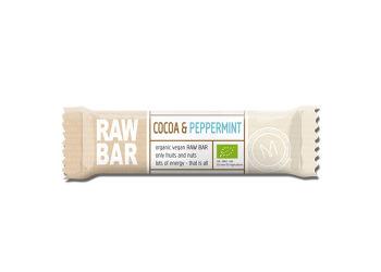 Mols Organics Raw Bar Cocao & Peppermint Ø
