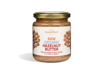 Sun & Seed Hazelnut Butter Raw Eko