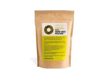sun & seed Proteinpulver Hamp Raw Ø