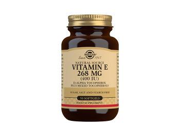 Solgar Vitamin E 268 Mg