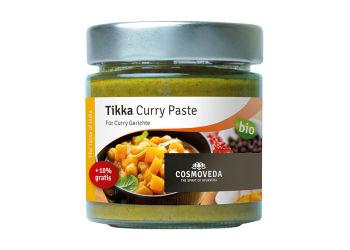 Cosmoveda Tikka Curry Paste Ø