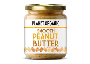 Planet Organic Peanutbutter Smooth Eko