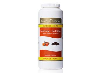Fitness Pharma Gurkemeje & Sort Peber