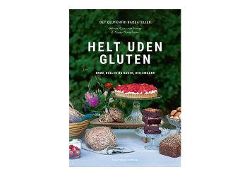 JP/Politikens Forlag Helt Uden Gluten Forfatter Kathrine Virring & Mette Marie Viscor