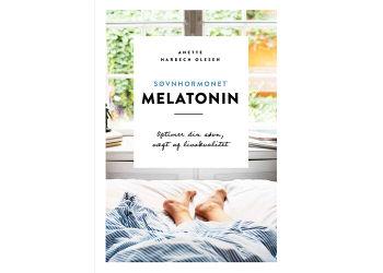 Søvnhormonet Melatonin-optimer Din Søvn, Vægt, Livskvalitet - Bog