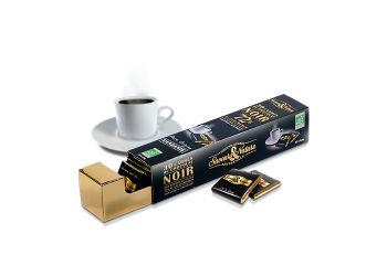Saveurs & Nature Chokolade, Mørk 72% Ø  30 Stk