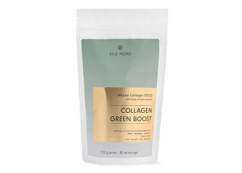 VILD NORD Marine Collagen Green Boost