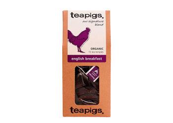 Teapigs Te English Breakfast Ø