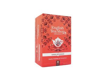 English Tea Shop Apple, Rosehip & Cinnamon Te Ø