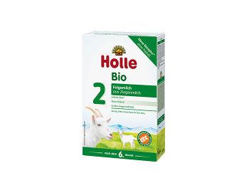 Holle Tilskudsblanding Gedemælk Ø Basis 2 - Fra 6 Mdr.