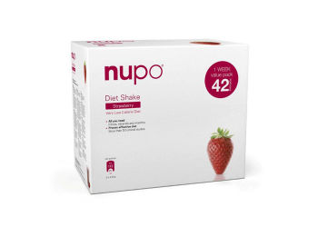 Nupo Diet Shake Jordbær Value Pack