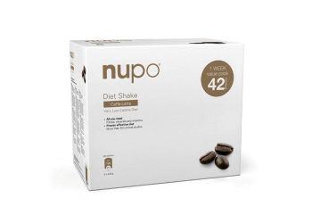 Nupo Diet Shake Caffe Latte Value Pack