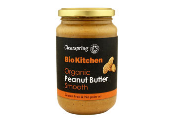 Clearspring Peanut Butter Smooth