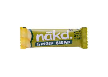 Nakd Ginger Bread Bar