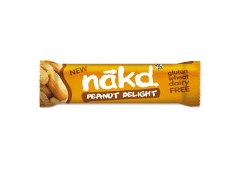 Näkd Bar Penut Delight