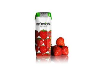 MySmoothie Jordbær