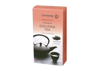 Clearspring Oolong Te