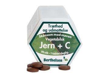Berthelsen Järn + C