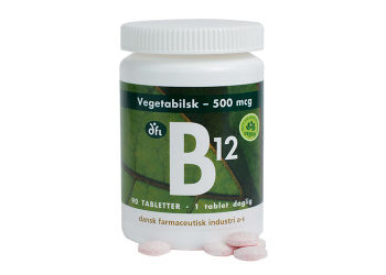 DFI B12 vitamin 500 mcg