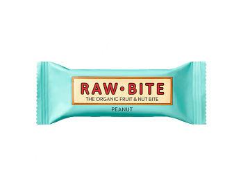 Rawbite Raw Frukt & Nötbar Jordnöt