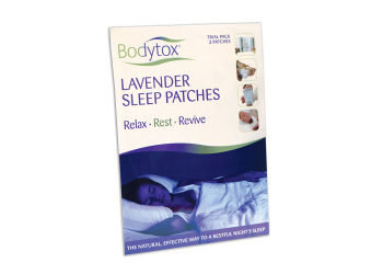 Bodytox Lavender Sleep Patches