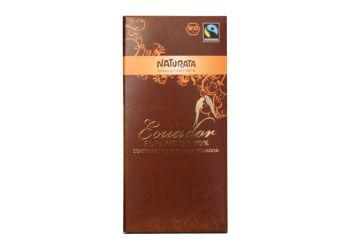 Naturata Chokolade Bitter 70% Ø
