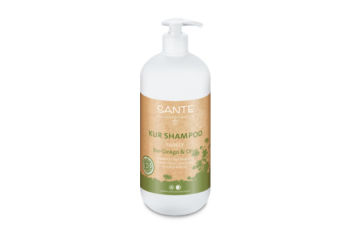 Sante - NEW  Shampoo Organic Treatment  Ginkgo And Olive Sante