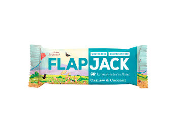 Flapjack Cashew och Kokos