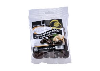 Coalas Naturprodukter Cashewnötter Mörk Choklad
