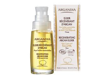 Argandia Organic Regenerating Argan  Elixir