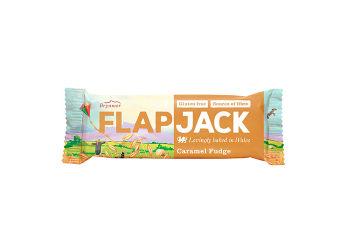 Flapjack Med Karamell