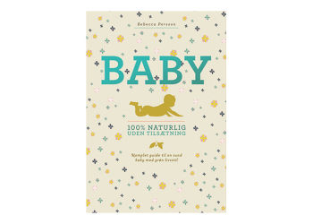 Naturlig Baby Bog - Forfatter: Rebecca Persson