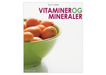 Vitaminer Og Mineraler Bog - Forfatter: Knut T. Flytlie