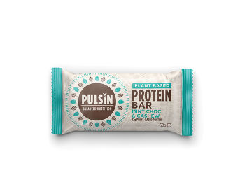 Pulsin Mint Chocolate Chip Protein Snack